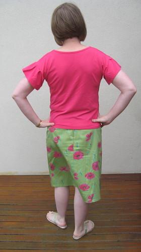 A-line skirt #2