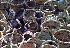 insights to basket weaving