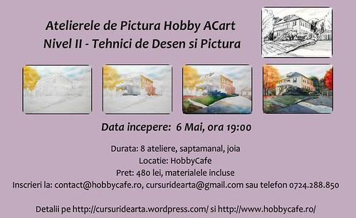 Ateliere_Hobby_ACart_TehniciDesenSiPictura