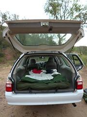 Unser Bett-Mobil
