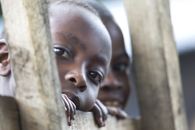 Congo: Curious Eavesdroppers