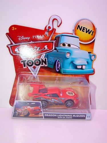 disney cars toon oil stained dragon mcqueen (1)