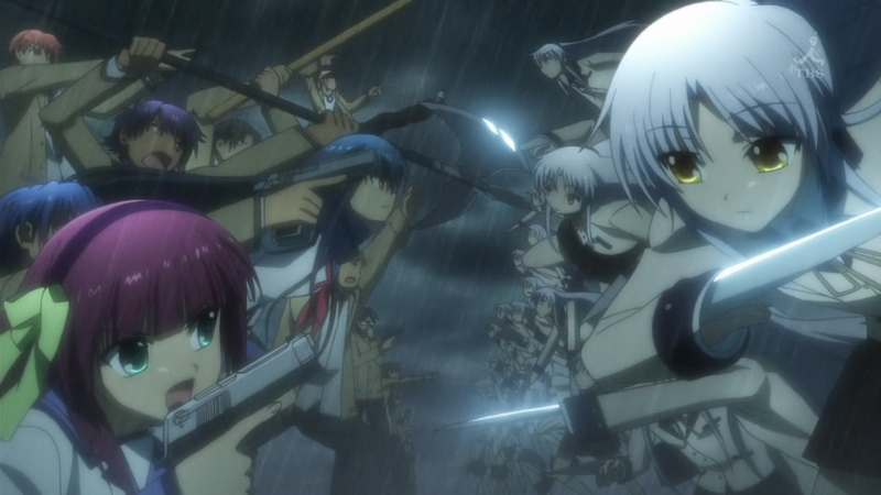 Angel Beats! Episode05 - 03