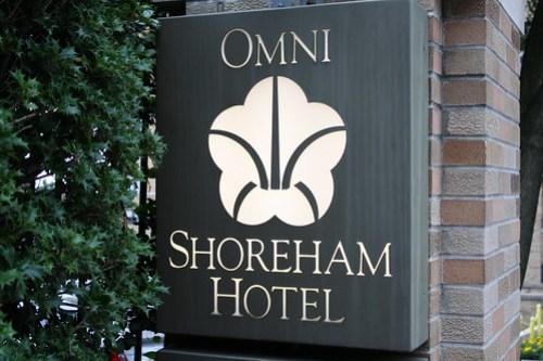 Omni Shoreham - Signage