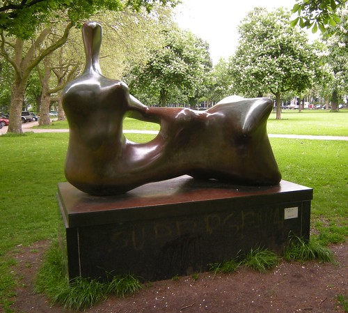 Henry Moore in Hamburg 1