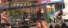 Malignancy at Maryland Deathfest VIII