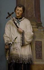 St Aloysius Gonzaga