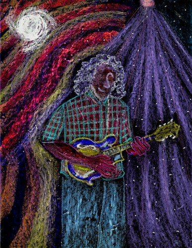 Cosmic Mandolin