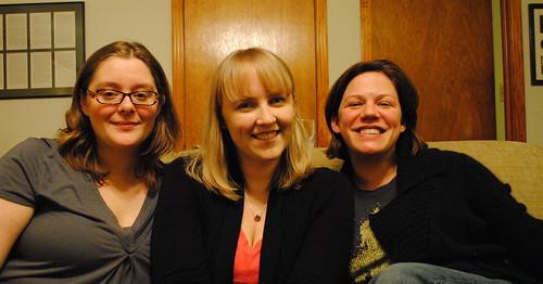 Three Lovely Ladies