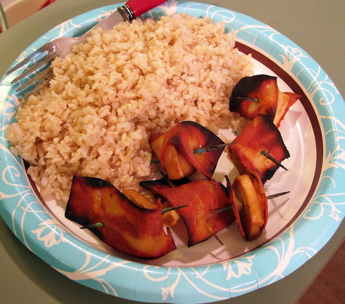 Rumaki Is A Faux Polynesian Dish That Consists Of Chicken Livers And A Water Chestnut On A Toothpick Wrapped In Bacon And Broiled