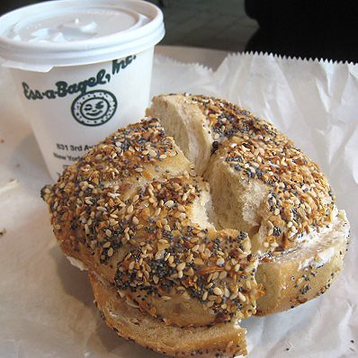 Image result for ess a bagel