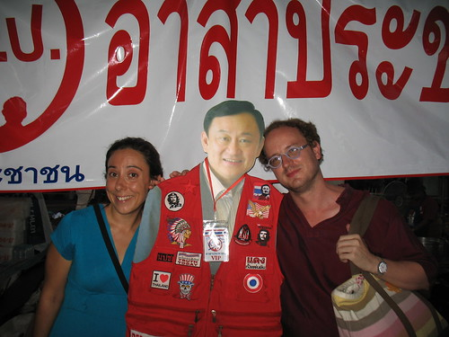 rollin' with Khun Thaksin