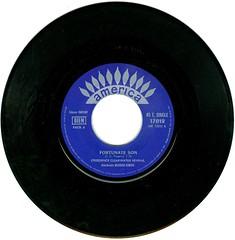 7 - CCR - Fortunate Son - F - 1969--