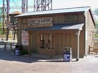 Cedar Point - Shoot the Rapids Ride Photo Building