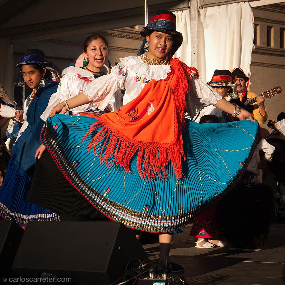 Grupo ecuatoriano