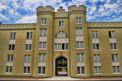 The Castle Dorms