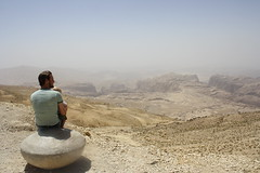 Contemplating Wadi Musa