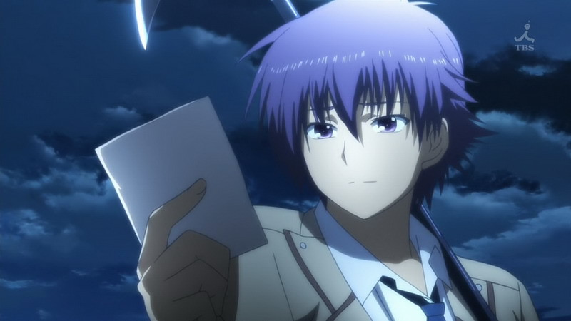 Angel Beats! Episode 11 - 28