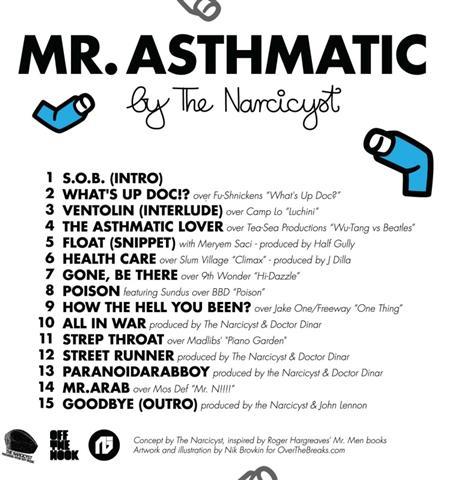 Mr Asthmatic