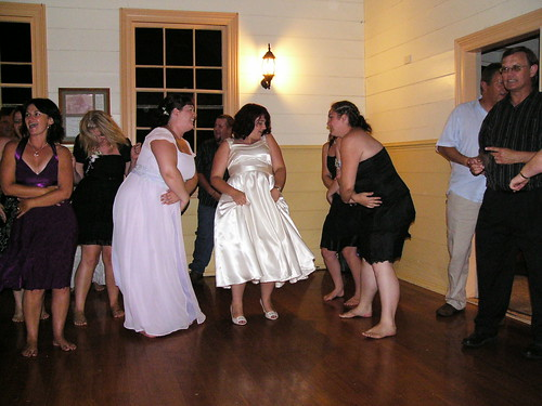 The first dance - The Time Warp!