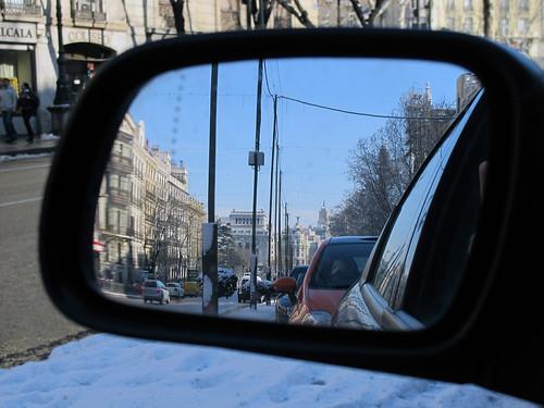 Madrid reflejado