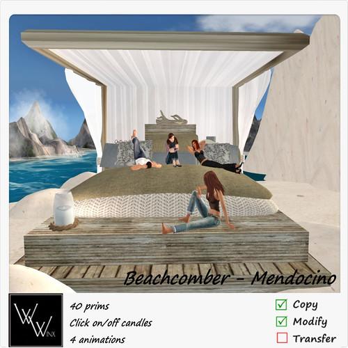 W.Winx Beachcomber - Mendocino