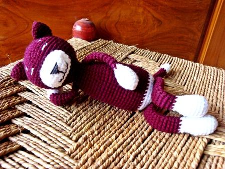 Crochet - Amineko -FO1