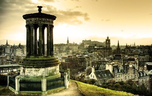 Classic Edinburgh - Explored & FP