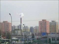 Beijing - chimney south