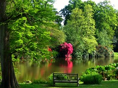 Sheffield Park, a National Trust Garden in Eas...