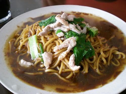 Foochow fried noodles - wet