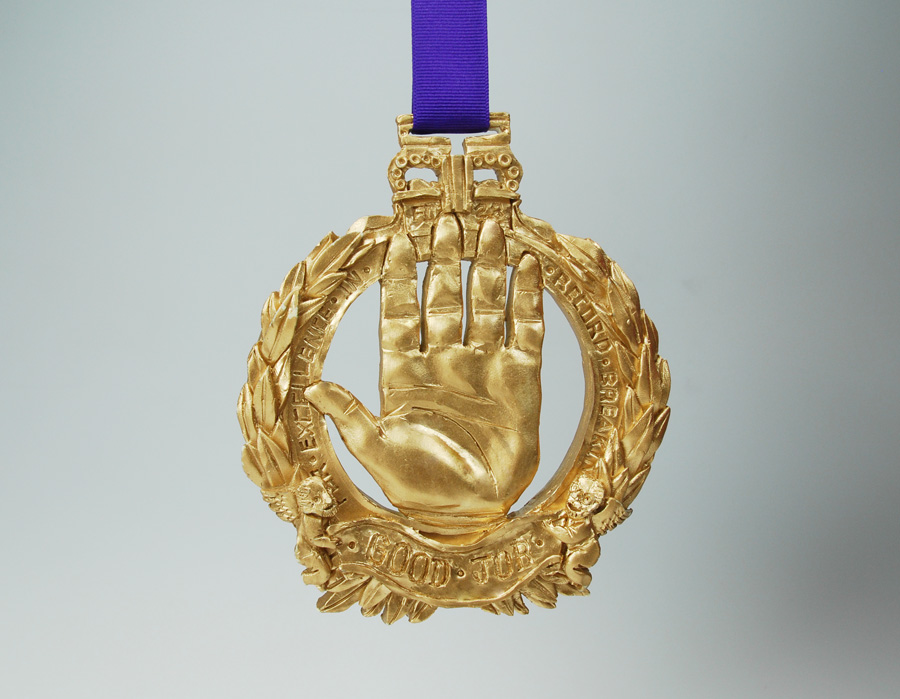 FD28 Medal