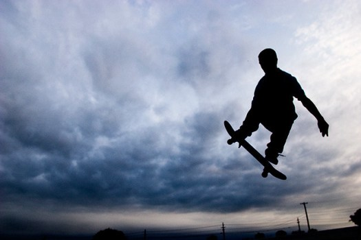 skateboard_air_silhouette