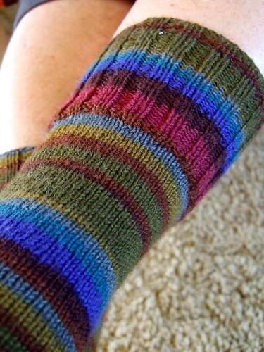 Sean's socks