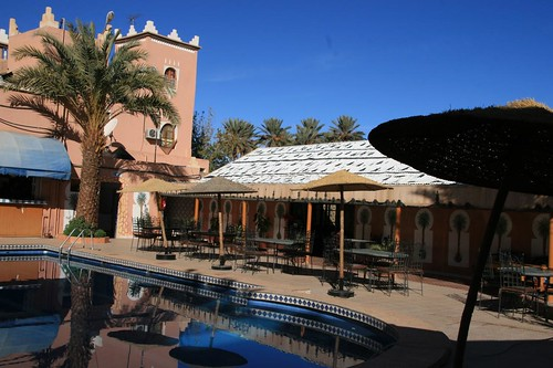 Hotel la Vallee - Hotel Swimming Pool Ouarzazate