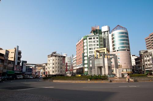 Central Douliou City
