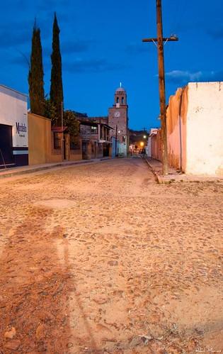 Calle y Basilica