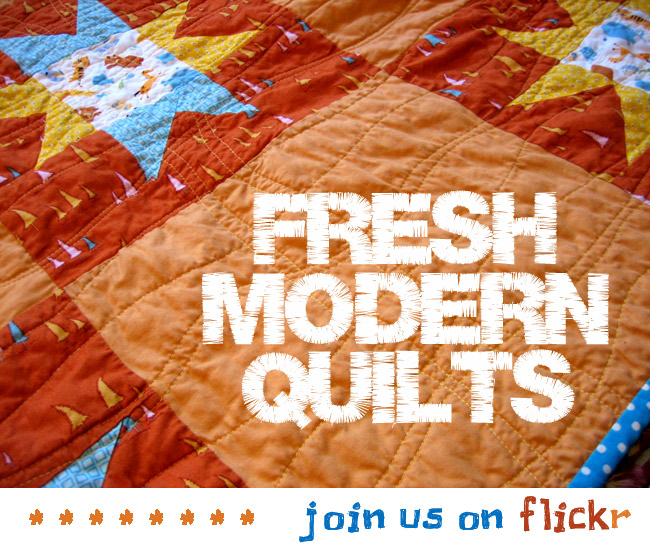 Fresh Modern Quilts on flickr