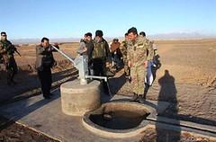 Afghanistan: inaugurazione pozzo acqua potabile