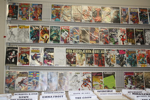 East of the River Comic Books Collectibles Show