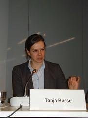 """Tanja Busse, Autorin von """"Die Einkaufsrev..."""