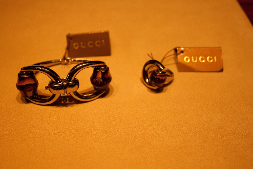 Gucci Jewelry Silver Collection 2010