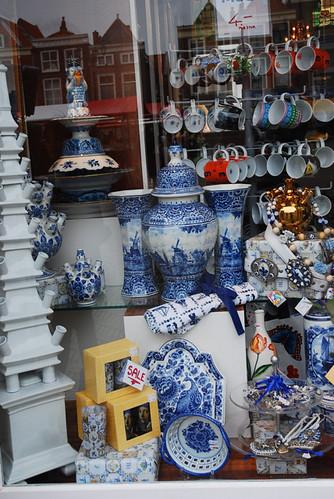 The Famous Delft Blau