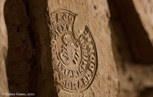 2nd Century Brick Stamp