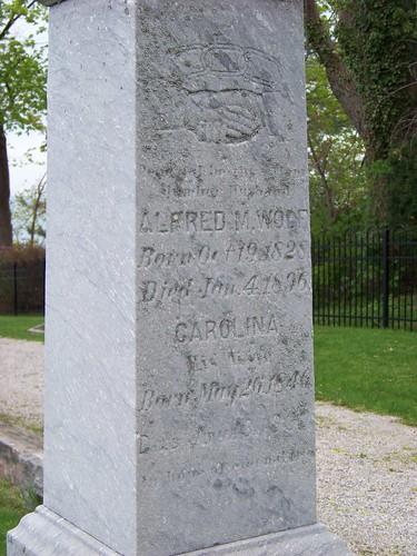 Alfred M. and Carolina Wolf