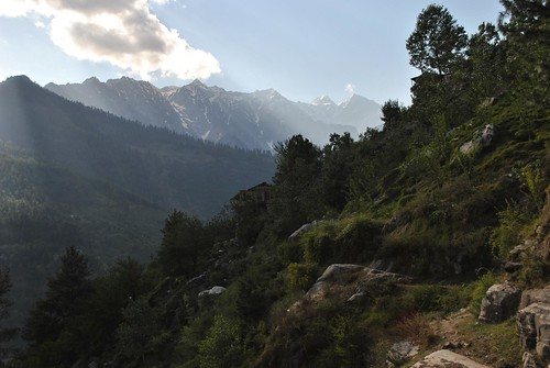 Vashisht Mountains