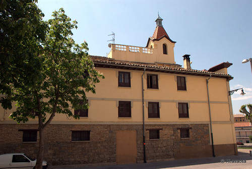 Iglesia de San Fermín de Aldapa, Pamplona