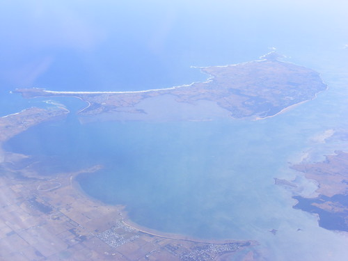 Phillip Island from the Air