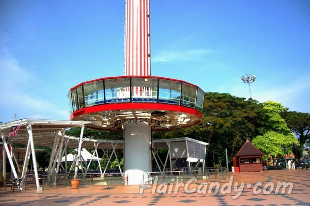 Melaka - Menara Taming Sari (2)