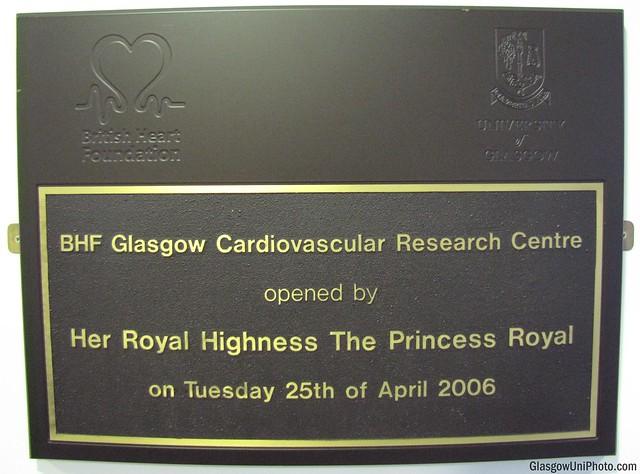 BHF Glasgow Cardiovascular Research Centre